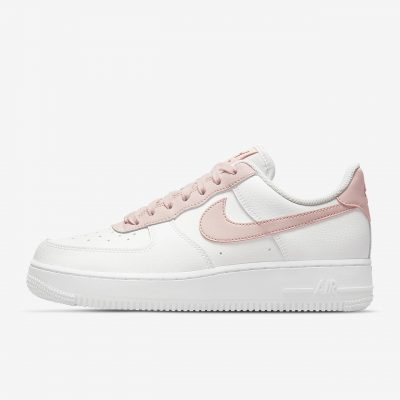 Giày Nike Wmns Air Force 1 '07 'White University Red' 315115 167 1
